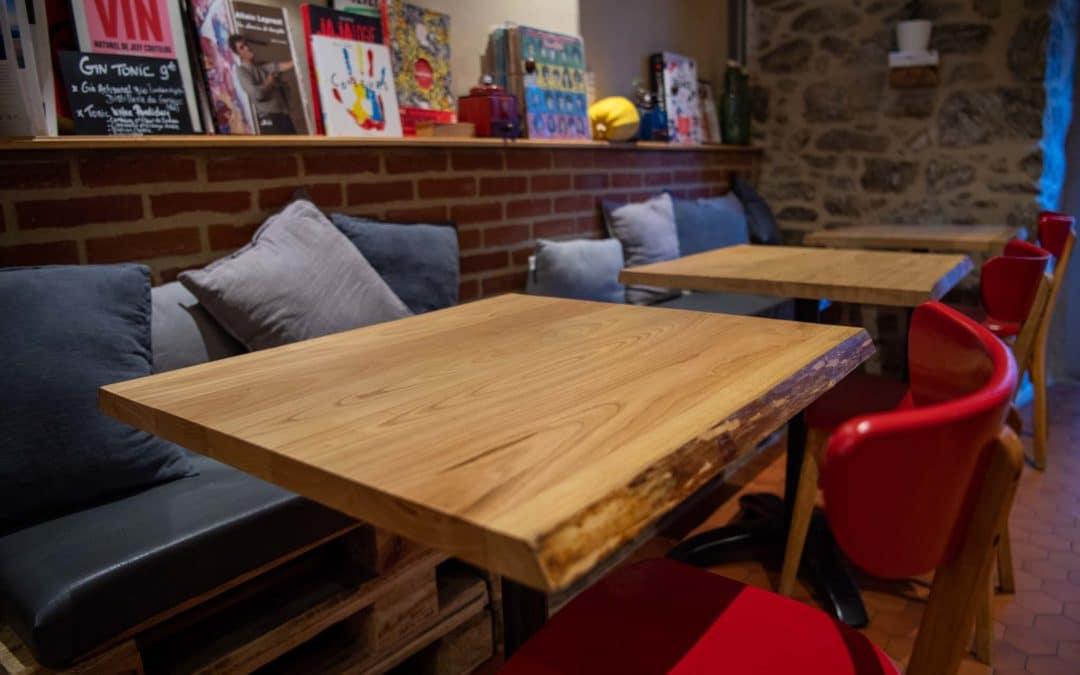 Tables – Restaurant