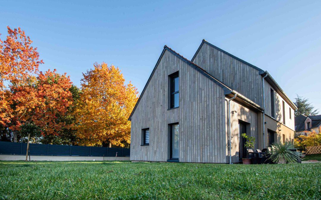 Maison d'habitation Nuage Breton