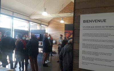 Inauguration exposition «Histoires de Bois»